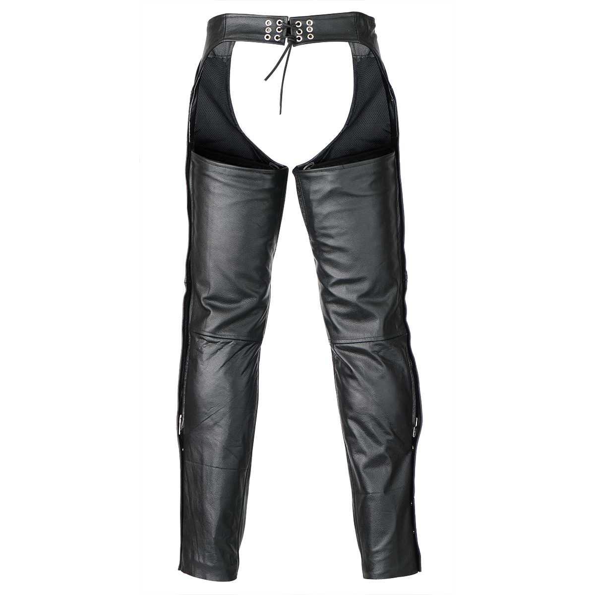 LC43401_Black-Leather-Chaps-Back-View-2