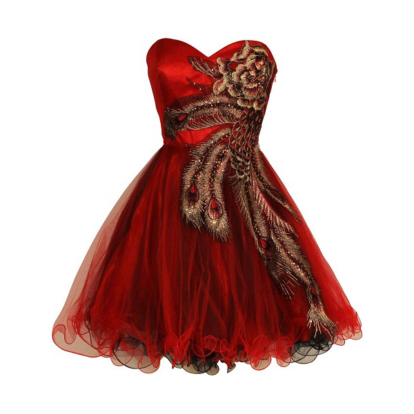 cheap_short_red_corset_prom_dresses