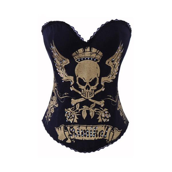 women-gaine-steampunk-waist-Trainer-font-b-corsets-b-font-sexy-font-b-cotton-b-font